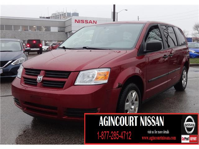 2010 Dodge Grand Caravan SE (Stk: U12305A) in Scarborough - Image 1 of 16