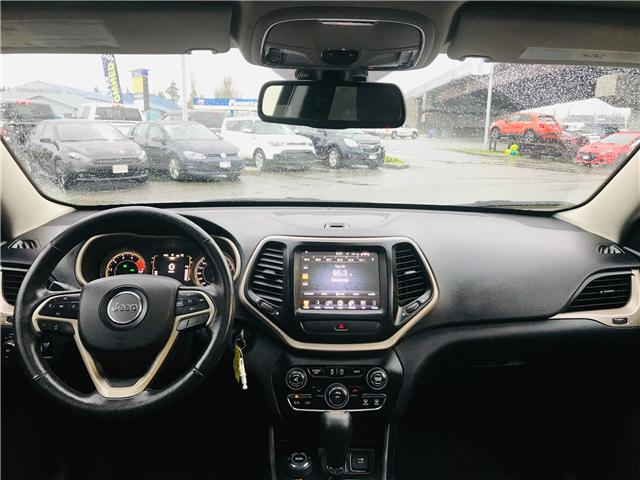 2016 Jeep Cherokee North (Stk: LF009270A) in Surrey - Image 17 of 30