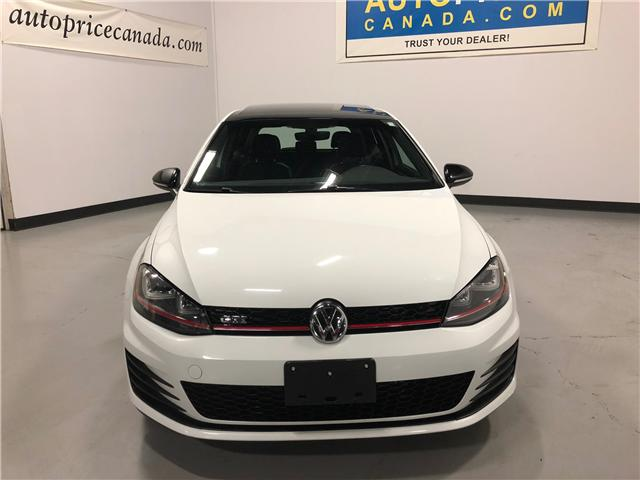 2017 Volkswagen Golf GTI 3-Door Autobahn (Stk: W9980) in Mississauga - Image 2 of 25