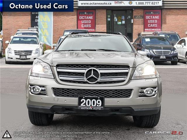 2009 Mercedes-Benz GL-Class Base (Stk: ) in Scarborough - Image 2 of 23