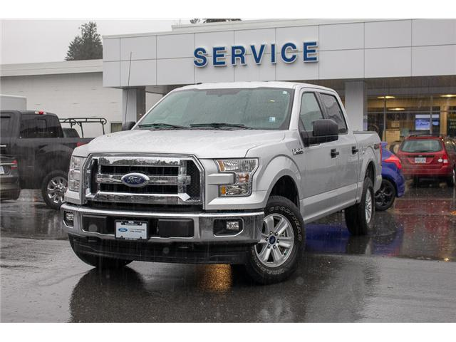 2017 Ford F-150 XLT (Stk: 8F12476A) in Surrey - Image 3 of 23