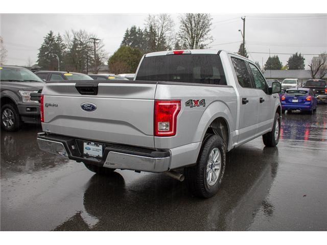 2017 Ford F-150 XLT (Stk: 8F12476A) in Surrey - Image 7 of 23