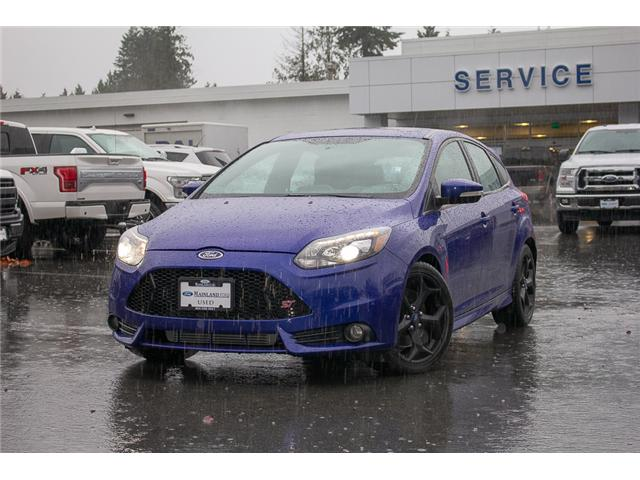 2014 Ford Focus ST Base (Stk: P0466) in Surrey - Image 3 of 26