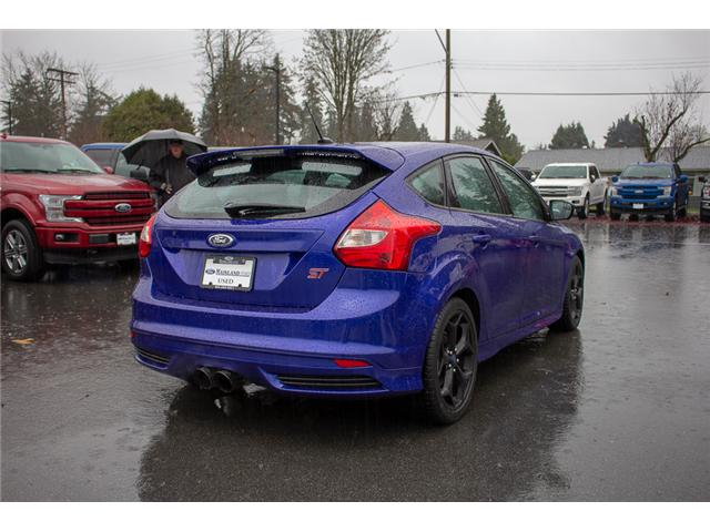 2014 Ford Focus ST Base (Stk: P0466) in Surrey - Image 7 of 26
