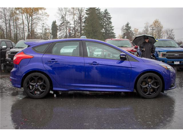 2014 Ford Focus ST Base (Stk: P0466) in Surrey - Image 8 of 26