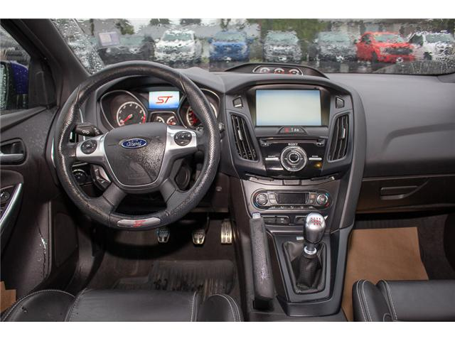 2014 Ford Focus ST Base (Stk: P0466) in Surrey - Image 11 of 26