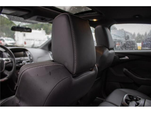 2014 Ford Focus ST Base (Stk: P0466) in Surrey - Image 14 of 26