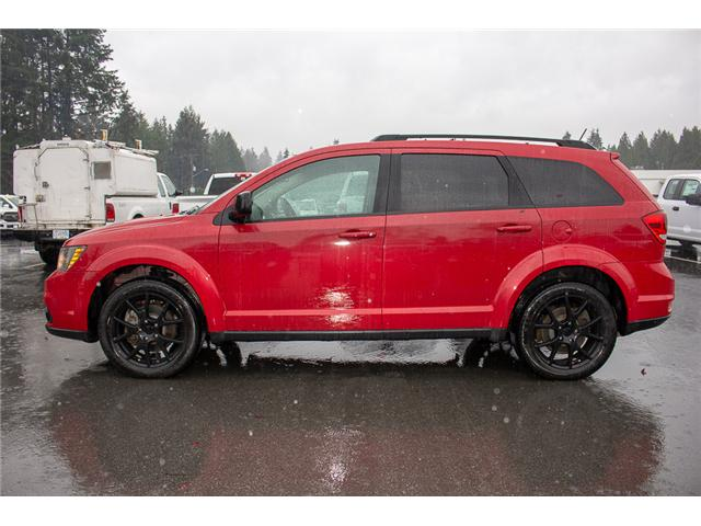 2016 Dodge Journey SXT/Limited (Stk: P8221) in Surrey - Image 4 of 27