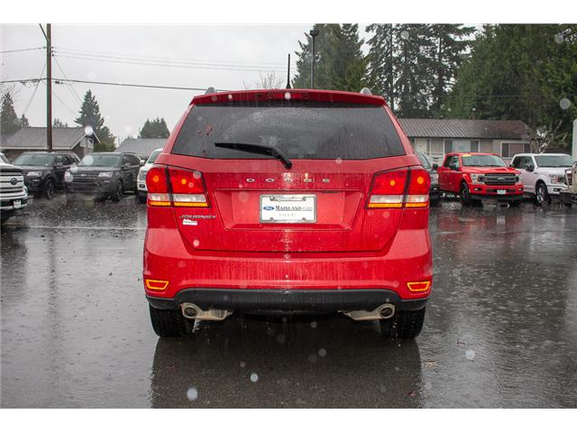 2016 Dodge Journey SXT/Limited (Stk: P8221) in Surrey - Image 6 of 27