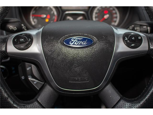 2014 Ford Focus ST Base (Stk: P0466) in Surrey - Image 19 of 26