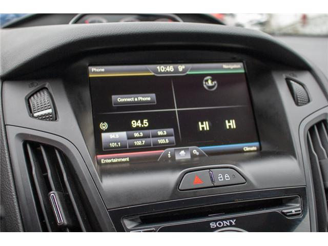2014 Ford Focus ST Base (Stk: P0466) in Surrey - Image 21 of 26