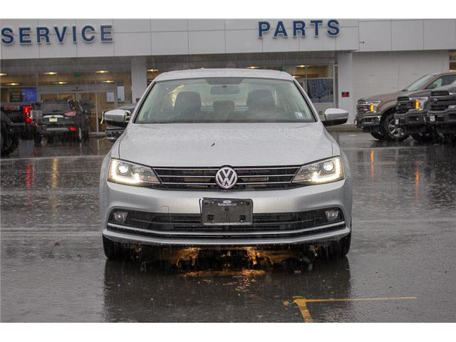2015 Volkswagen Jetta 2.0 TDI Highline (Stk: P8611) in Surrey - Image 2 of 27