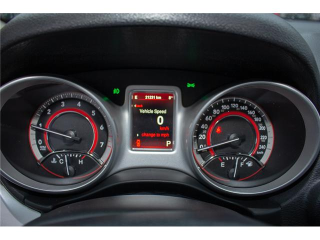 2016 Dodge Journey SXT/Limited (Stk: P8221) in Surrey - Image 19 of 27