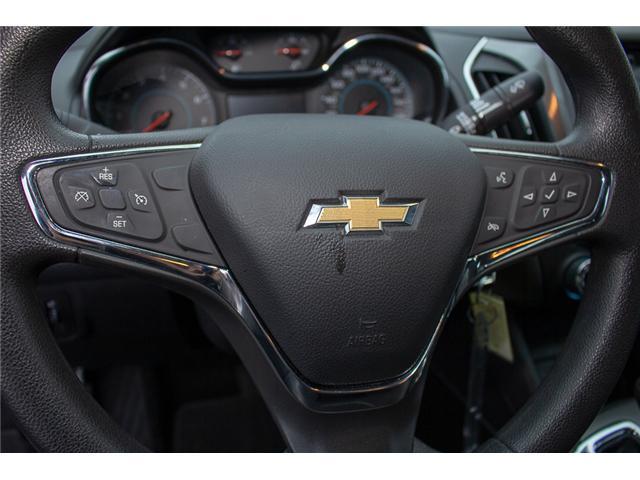 2017 Chevrolet Cruze LT Auto (Stk: P9717) in Surrey - Image 18 of 25
