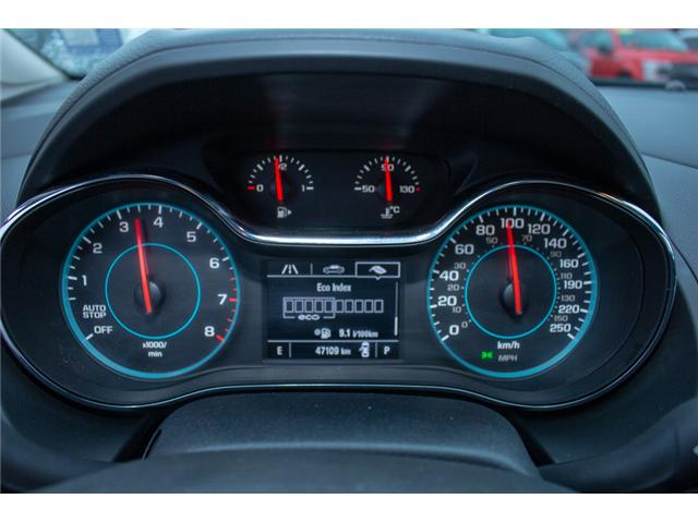 2017 Chevrolet Cruze LT Auto (Stk: P9717) in Surrey - Image 19 of 25