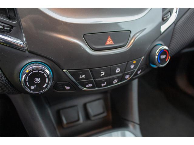 2017 Chevrolet Cruze LT Auto (Stk: P9717) in Surrey - Image 22 of 25