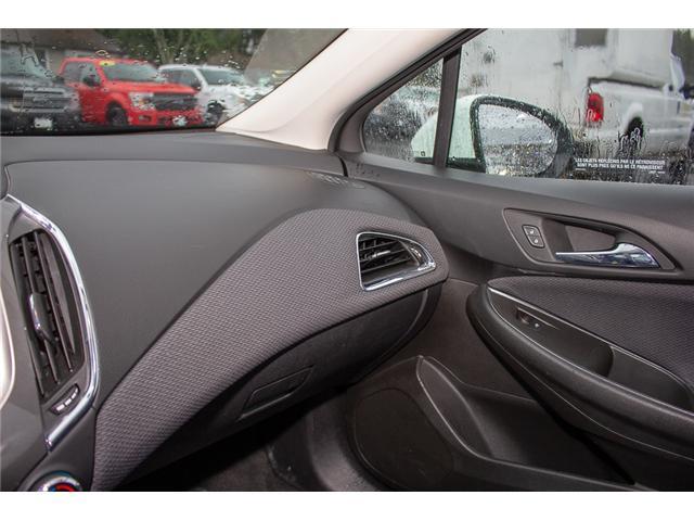 2017 Chevrolet Cruze LT Auto (Stk: P9717) in Surrey - Image 24 of 25
