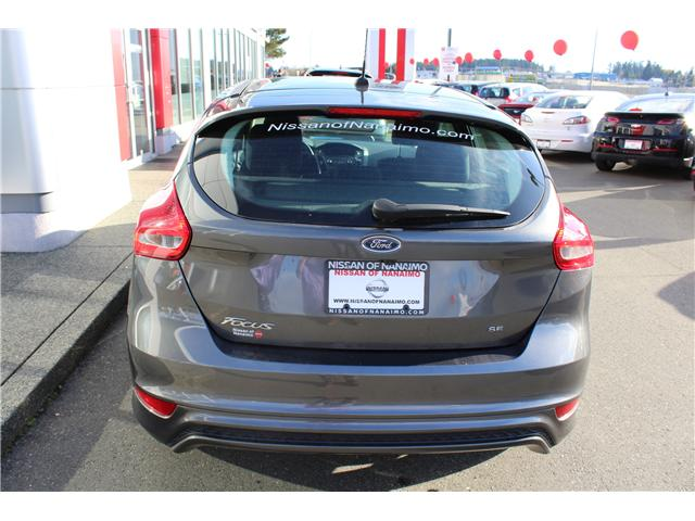 2017 Ford Focus SE (Stk: P0042) in Nanaimo - Image 7 of 8