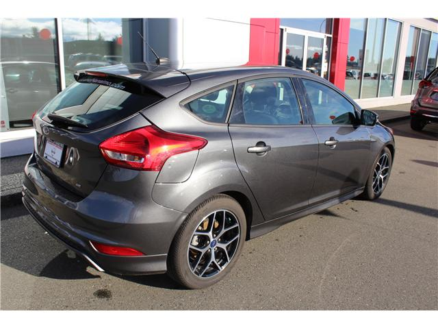 2017 Ford Focus SE (Stk: P0042) in Nanaimo - Image 8 of 8