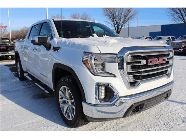 2019 GMC Sierra 1500 SLT (Stk: 170484) in Medicine Hat - Image 1 of 21