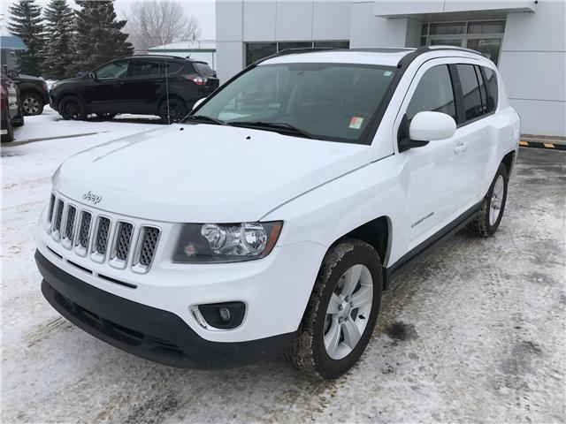 2017 Jeep Compass Sport/North (Stk: 8U058) in Wilkie - Image 4 of 22
