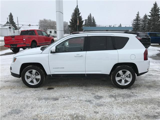 2017 Jeep Compass Sport/North (Stk: 8U058) in Wilkie - Image 17 of 22
