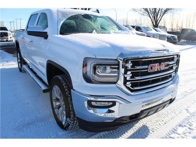 2018 GMC Sierra 1500 SLT (Stk: 169872) in Medicine Hat - Image 1 of 4