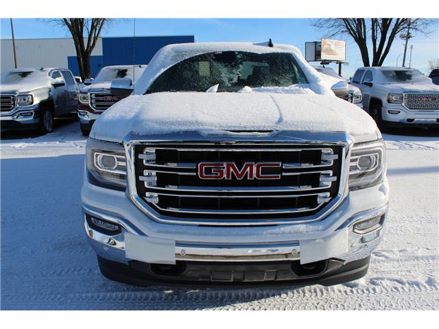 2018 GMC Sierra 1500 SLT (Stk: 169872) in Medicine Hat - Image 2 of 4