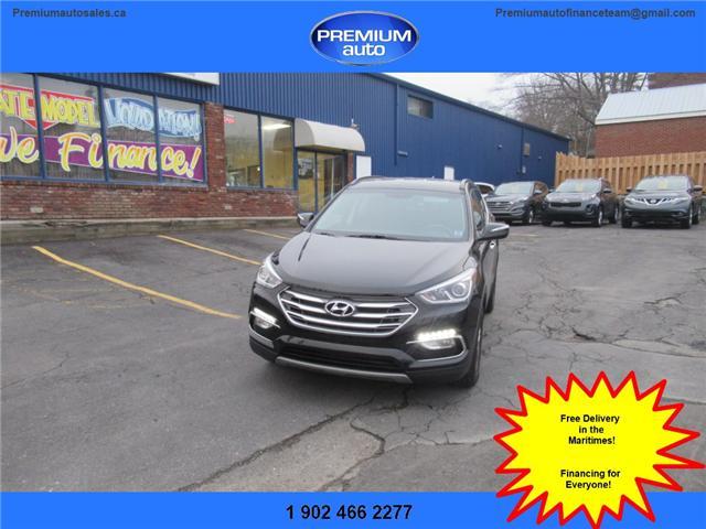 2018 Hyundai Santa Fe Sport 2.4 Base (Stk: 091413) in Dartmouth - Image 1 of 21