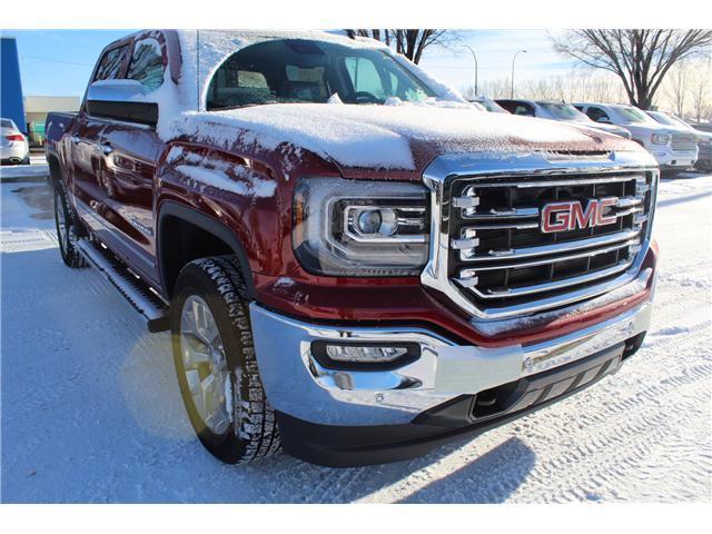 2018 GMC Sierra 1500 SLT (Stk: 169873) in Medicine Hat - Image 1 of 3