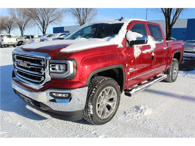 2018 GMC Sierra 1500 SLT (Stk: 169873) in Medicine Hat - Image 2 of 3