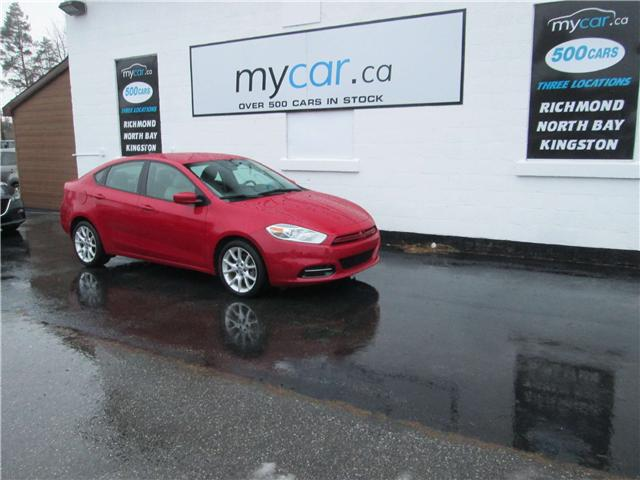 2013 Dodge Dart SXT/Rallye (Stk: 181866) in North Bay - Image 2 of 13