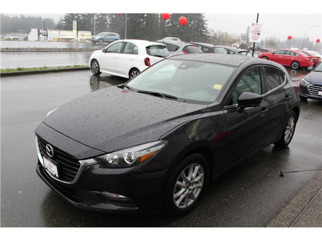 2017 Mazda Mazda3 GS (Stk: P0059) in Nanaimo - Image 2 of 8
