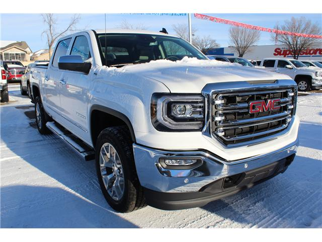 2018 GMC Sierra 1500 SLT (Stk: 169929) in Medicine Hat - Image 1 of 21