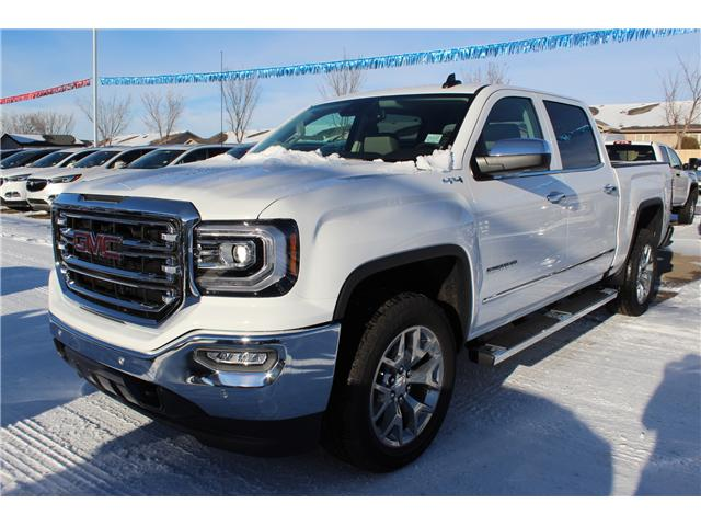 2018 GMC Sierra 1500 SLT (Stk: 169929) in Medicine Hat - Image 3 of 21