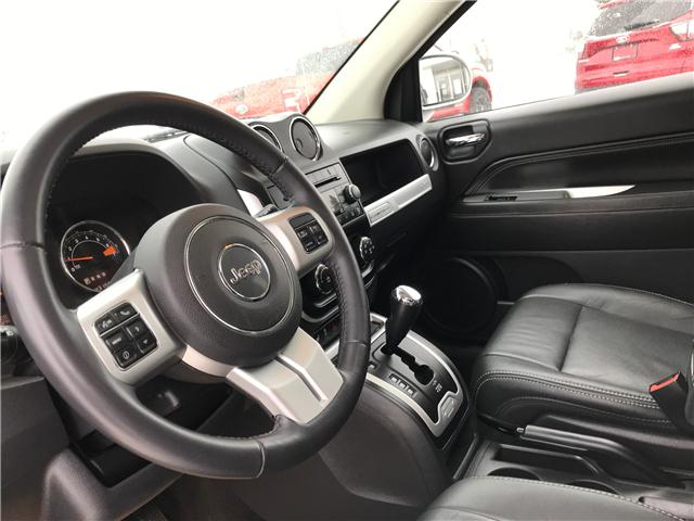 2017 Jeep Compass Sport/North (Stk: 8U058) in Wilkie - Image 5 of 22