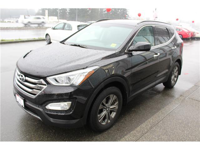 2015 Hyundai Santa Fe Sport 2.0T Premium (Stk: 8R8778A) in Nanaimo - Image 2 of 8