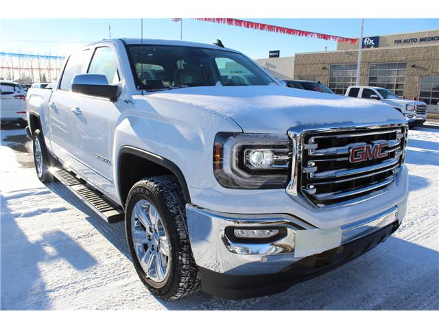 2018 GMC Sierra 1500 SLT (Stk: 169751) in Medicine Hat - Image 1 of 8