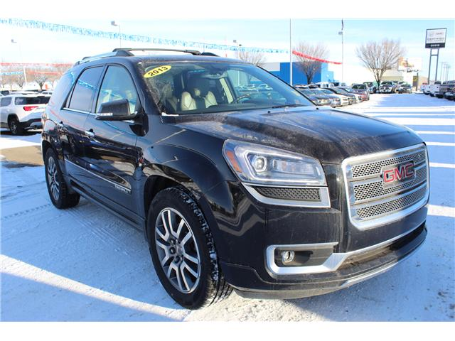 2013 GMC Acadia Denali (Stk: 170252) in Medicine Hat - Image 1 of 19