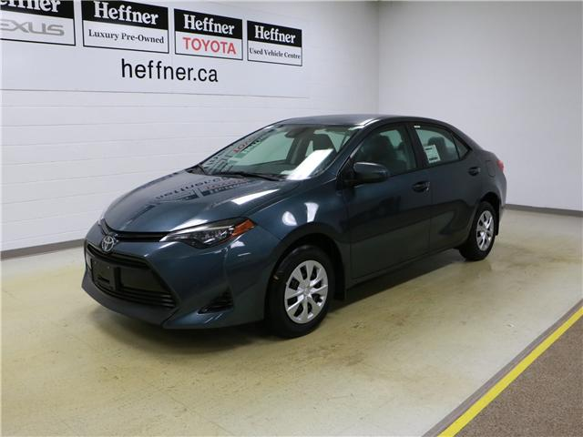 2019 Toyota Corolla CE (Stk: 190125) in Kitchener - Image 1 of 3