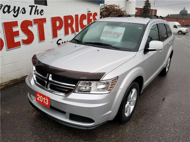 2013 Dodge Journey CVP/SE Plus (Stk: 18-754T) in Oshawa - Image 1 of 16
