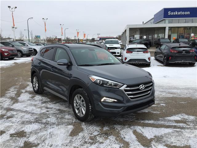 2017 Hyundai Tucson SE (Stk: B7099A) in Saskatoon - Image 1 of 27