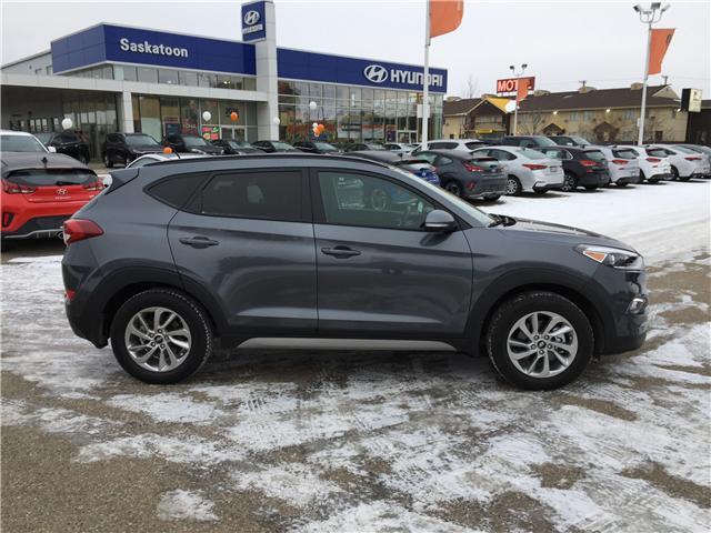 2017 Hyundai Tucson SE (Stk: B7099A) in Saskatoon - Image 2 of 27
