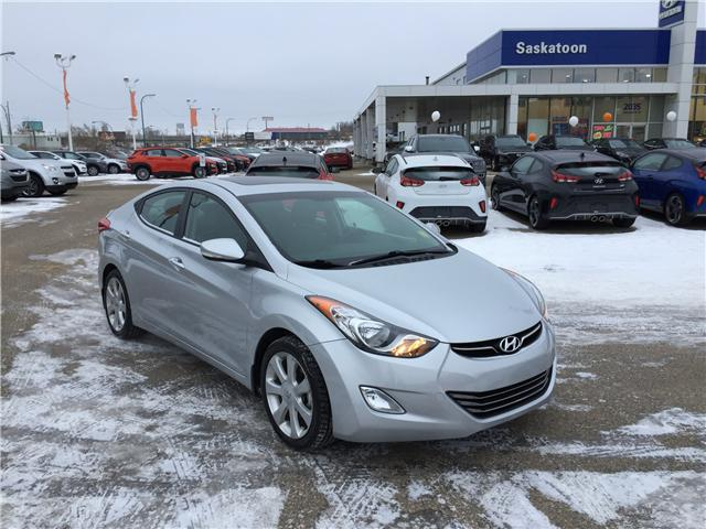 2013 Hyundai Elantra Limited (Stk: 38331A) in Saskatoon - Image 1 of 29