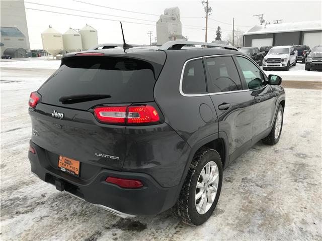 2016 Jeep Cherokee Limited (Stk: 8U061) in Wilkie - Image 2 of 27