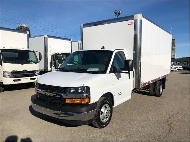 2019 Chevrolet Express 4500 New 2019 Chevrolet Express 4500 Cube-Van (Stk: 95180) in Toronto - Image 1 of 14