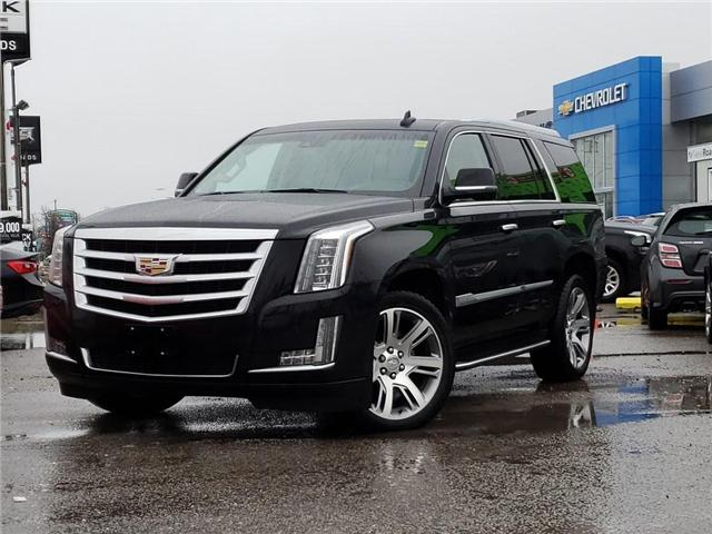 2016 Cadillac Escalade Premium Collection (Stk: R399197A) in Newmarket - Image 1 of 30