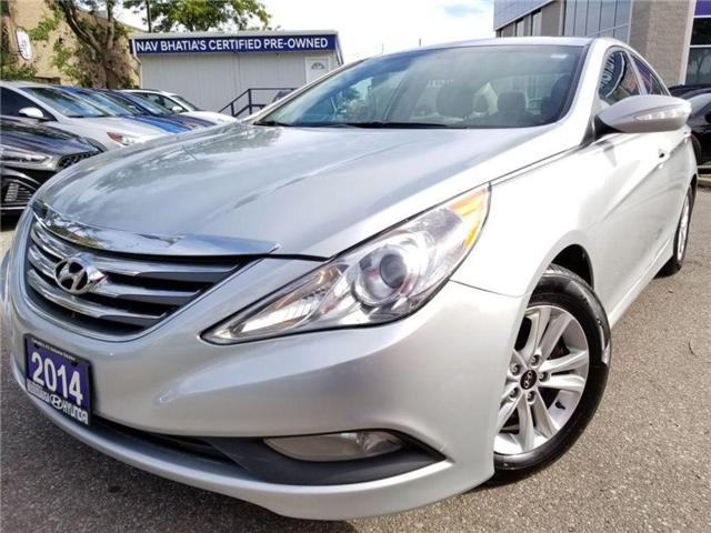 2014 Hyundai Sonata GLS-Sunroof-heater seat-alloy rims (Stk: op9992) in Mississauga - Image 1 of 19