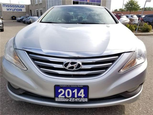 2014 Hyundai Sonata GLS-Sunroof-heater seat-alloy rims (Stk: op9992) in Mississauga - Image 2 of 19