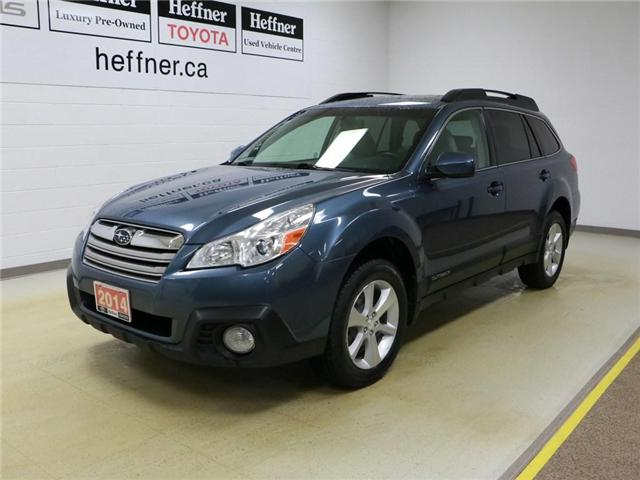 2014 Subaru Outback 2.5i Limited Package (Stk: 186384) in Kitchener - Image 1 of 28